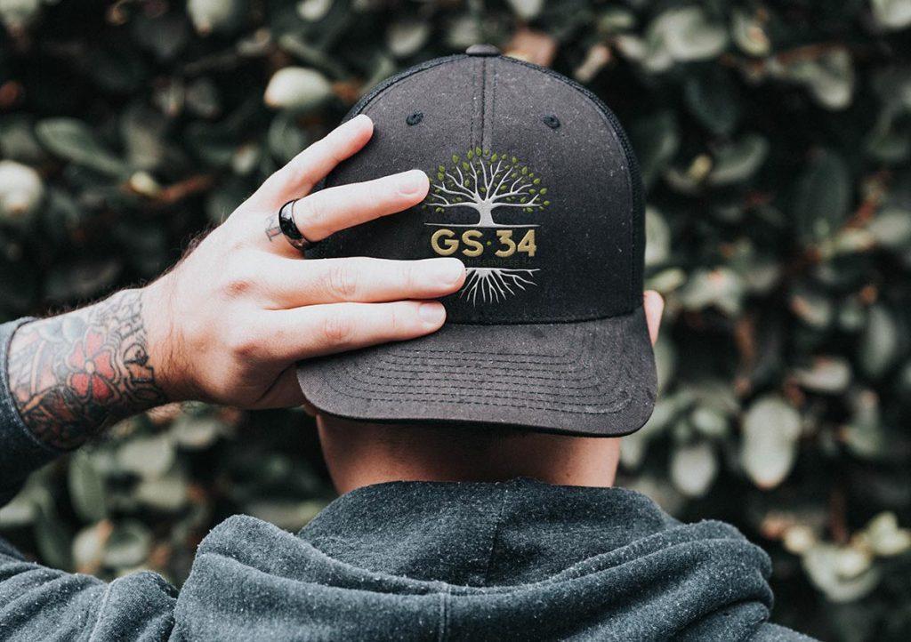 vesta création logo GS.34