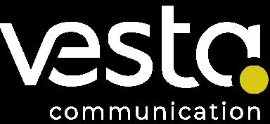 Vesta communication logo