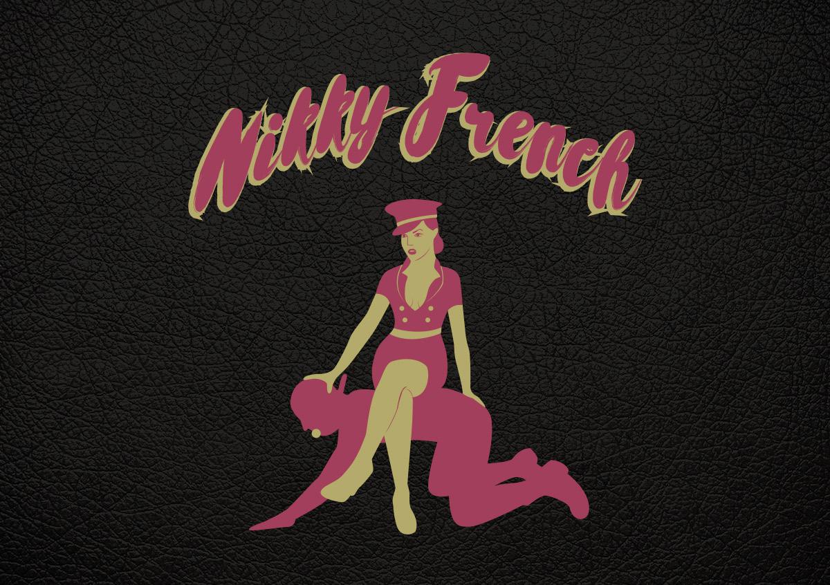 Vesta creation logo Nikky French